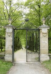 Park von Schloss Esterhazy