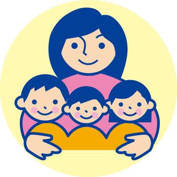 mother&children