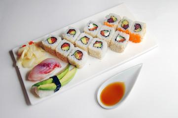 Sushi Menue