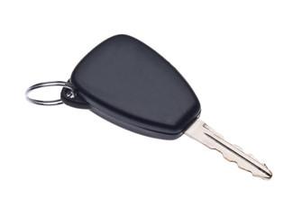 Car Key Isolated