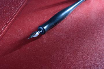 Old ink pen
