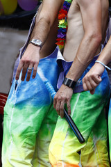 Vu à la Gay Pride