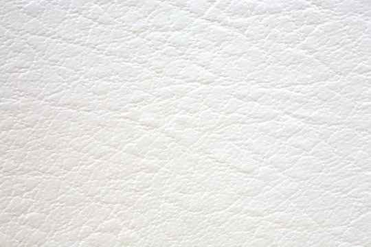 Natural white leather texture