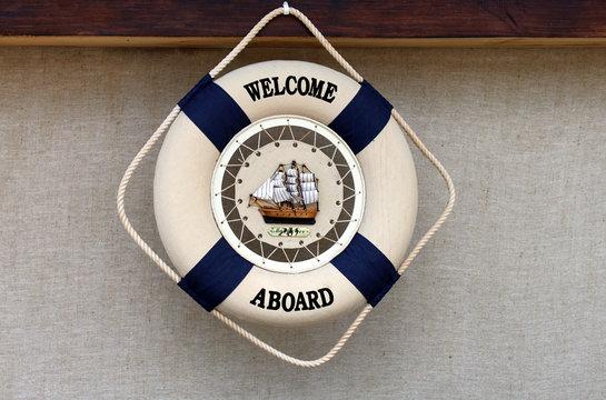 life buoy souvenir