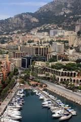 Obraz Monte Carlo in Monaco - fototapety do salonu