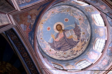 Fresken in der Kathedrale Varna