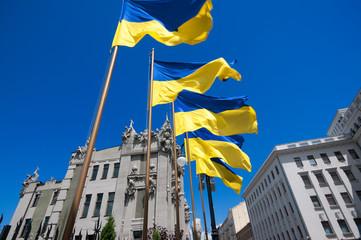 Fotorollo Kiew Haus der Chimären