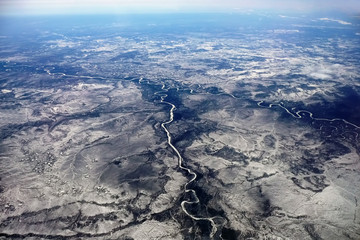 Siberian Rivers