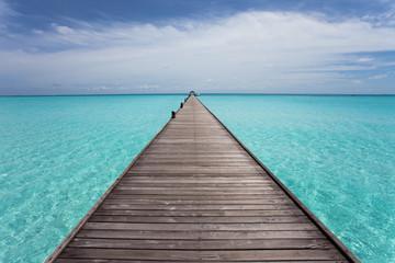 Walking over water - Über das Wasser gehen