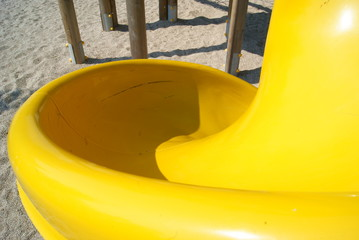 Curva gialla