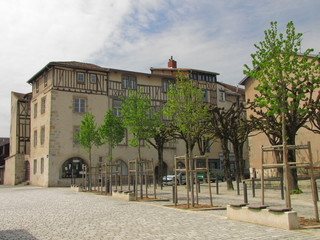 Quartier Saint Etienne, Vienne, Limoges, Limousin