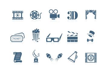 Movie icons | piccolo series