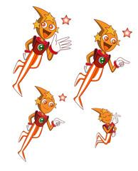 宇宙人のキャラクター02