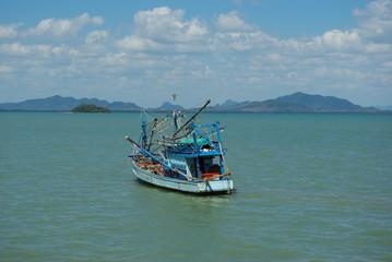 pêcheurs de Koh Lanta