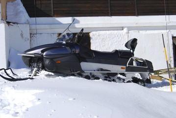 Scooter des neiges 2