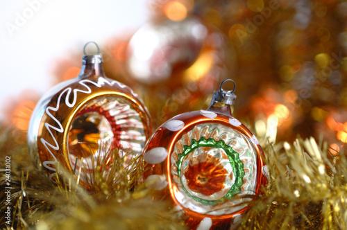 Weihnachten Christmas Antiker Christbaumschmuck\