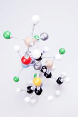Molecular chain model