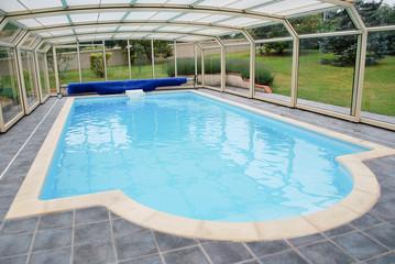Veranda de piscine