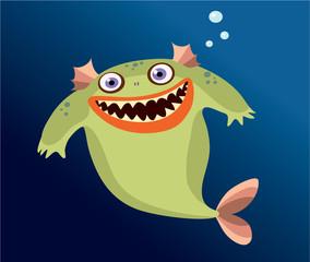 Sea Monster;
