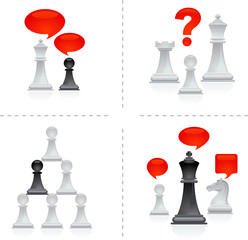 Chess metaphors - 3
