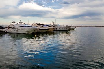 Yachthafen in Marbella
