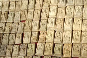 Small Many Buddha Image