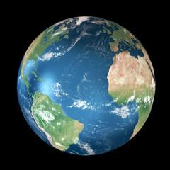 Fototapeta Planet Earth: Atlantic obraz