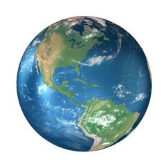 Fototapeta Planet Earth: Americas obraz