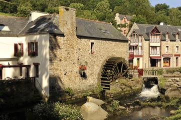 Le moulin sur l'Aven