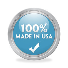 100% Made in USA