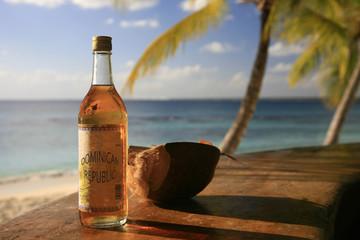 rep. Dominicana, Rhum e cocco