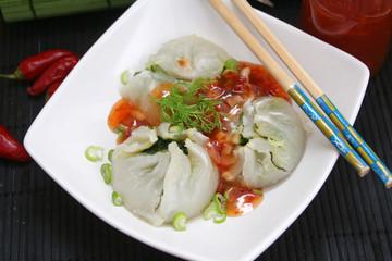 chinesische maultaschen