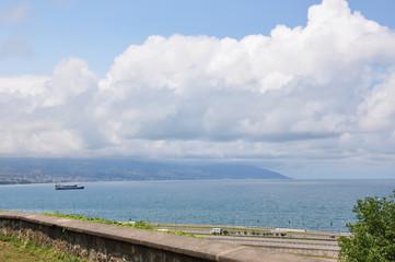 Trabzon coast