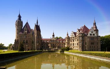 Moszna castle, Sileza