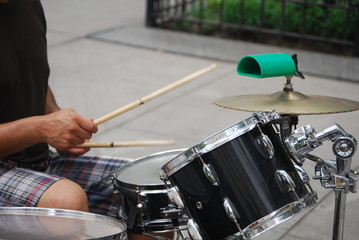 Tapping the Drums