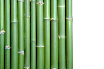 Printed roller blinds Zen bamboo background