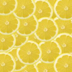 Zitrone Zitronen Hintergrund Muster