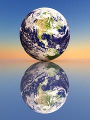 Die Erde