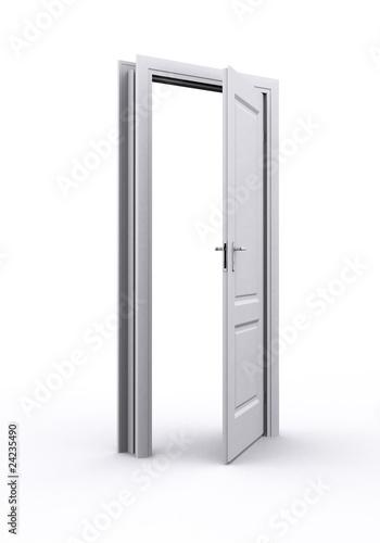 Porta Aperta Immagini E Fotografie Royalty Free Su