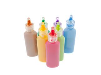 Paints tubes