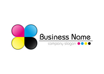 Business Logo CMYK