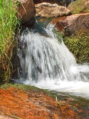 rauschendes Wasser