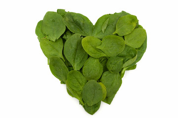 Heart Friendly Super Food Spinach