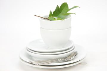 Clean tablewares