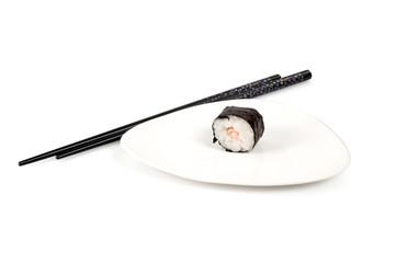 Sushi bacchette piatto