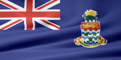 Flagge der Cayman Islands
