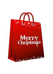 Shopping Bag Natalizia