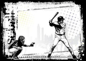 baseball background 3