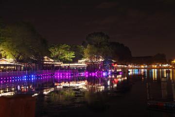 Fotobehang Beijing Beijing at night