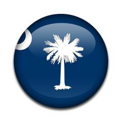 Chapa bandera Carolina del Sur